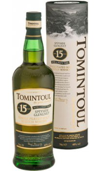Tomintoul - 15 Year Old With A Peaty Tang