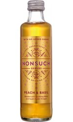 Nonsuch - Peach And Basil Shrub