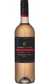 Chapel Down - English Rose 2018