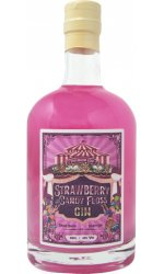 Wirral Distillery - Shimmering Strawberry Candy Floss Gin