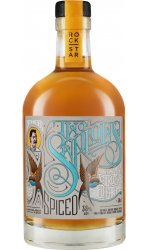 Captn Webb's Two Swallows Candied Citrus And Salted Caramel Spiced Rum