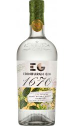 Edinburgh 1670 Gin - Royal Botanical Gardens