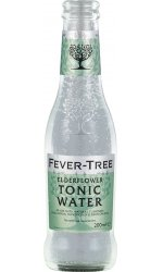 Fever Tree - Refreshingly Light Elderflower Tonic Water