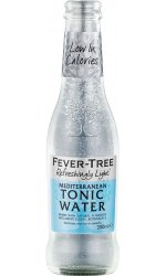 Fever Tree - Refreshingly Light Mediterranean Tonic Water