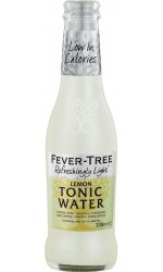 Fever Tree - Refreshingly Light Lemon Tonic Water