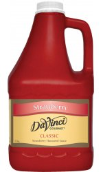 DaVinci Gourmet - Strawberry Sauce