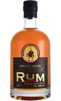 Alnwick Rum Company - Golden Spiced