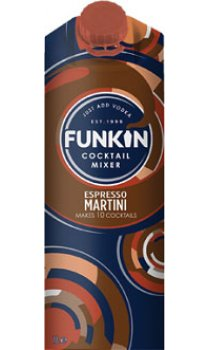 Funkin Cocktail Mixer - Espresso Martini