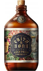 Faith & Sons - Organic Cold Press Coffee Gin