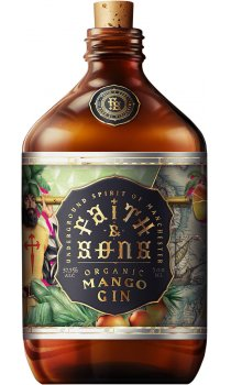Faith & Sons - Organic Mango Gin