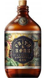 Faith & Sons - Organic Pineapple Gin