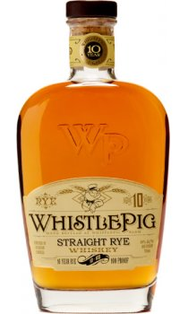 WhistlePig - Straight Rye 100/100 10 Year Old