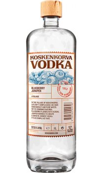 Koskenkorva - Blueberry Juniper Vodka