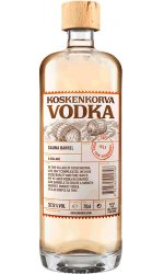Koskenkorva - Sauna Barrel Vodka