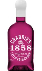Crabbie's - 1858 Wildberry Liqueur