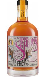Rockstar Spirits - Captn Webb's Two Swallows Cherry And Salted Caramel Spiced Rum