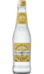 Fever Tree - Indian Gin And Tonic
