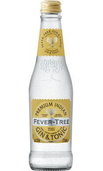 Fever Tree - Premixed Indian Gin And Tonic