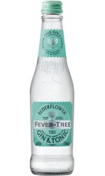 Fever Tree - Premixed Elderflower Gin And Tonic