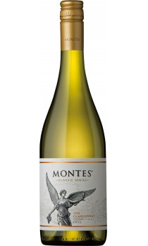 Montes - Classic Series Curico Valley Chardonnay 2018