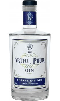 The Artful Pour - Yorkshire Dry Gin