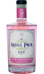 The Artful Pour - Pink Grapefruit Gin