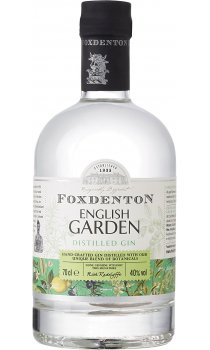 Foxdenton - English Garden Gin