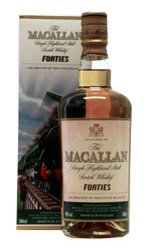 MACALLAN - Forties Vintage Travel