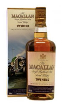 MACALLAN - Twenties Vintage Travel