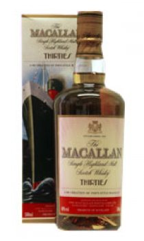 MACALLAN - Thirties Vintage Travel