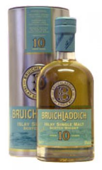 BRUICHLADDICH - 10 Year Old