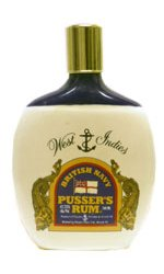 PUSSERS - Nelson's Blood Hip Flask