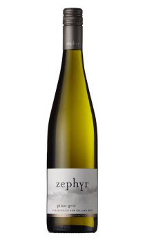 Zephyr Wines - Pinot Gris Marlborough 2018