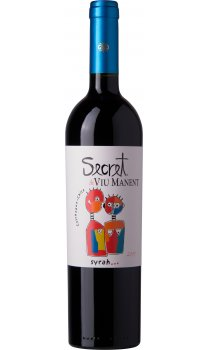 Viu Manent - Secret Syrah 2015