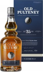 Old Pulteney - 25 Year Old