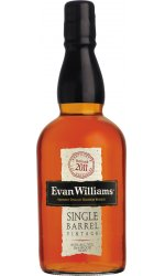 Evan Williams - 2011 Single Barrel