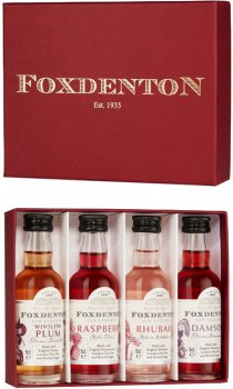 Foxdenton - 4 Mini Gift Set