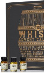 Drinks By The Dram - 24 Whisky Advent Calendar