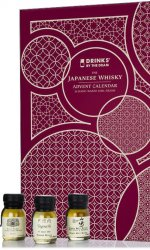 Drinks By The Dram - 24 Japanese Whisky Advent Calendar