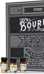 Drinks By The Dram - 24 Bourbon Advent Calendar