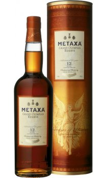 Metaxa - 12 Star Grand Olympian Reserve