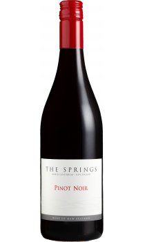 The Springs - Pinot Noir 2018