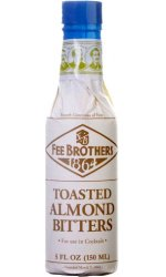 Fee Brothers - Toasted Almod Walnut Bitters