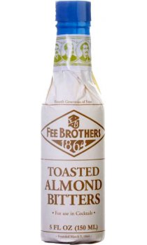 Fee Brothers - Toasted Almond Walnut Bitters