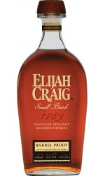 Elijah Craig - 12 Year Old Barrel Proof