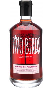 Two Birds - Pink Grapefruit & Pomegranate Gin
