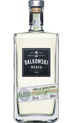 Dalkowski - Green Pepper Vodka