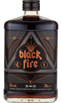 Black Fire - Coffee Liqueur
