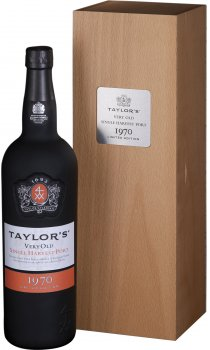 Taylors - Single Harvest Tawny 1970