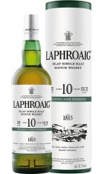 Laphroaig - 10 Year Old Cask Strength